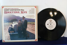 Honkytonk Man, Soundtrack, Warner Bros Records 1-23739,1982 PROMO,Clint Eastwood