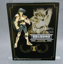 SAINT SEIYA MYTH CLOTH Drago Dragon Shiryu POWER OF GOLD BANDAI Japan New***