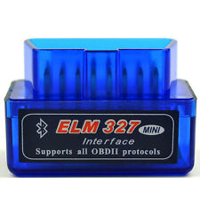 Mini ELM327 V2.1 OBD2 OBDII Bluetooth Adapter Auto Scanner TORQUE ANDROID SAA