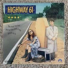 Highway 61 Laserdisc