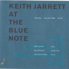 Keith Jarrett - At The Blue Note 1994 1st Set (CD, 1995, ECM)