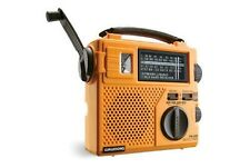 ETON FR200 Emergency Radio (Yellow)