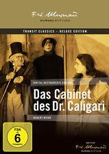 Il Gabinetto Del Dr Caligari Versione Lunga Robert Wiene 1920 Deluxe Edition