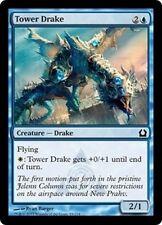 MTG Magic RTR - (4x) Tower Drake/Drakôn des tours, English/VO