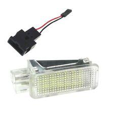 1x LED Einstiegs Fußraum Innenraum Kofferraum Beleuchtung Seat Audi Skoda A18