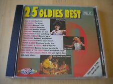 25 oldiest best vol. 12	CD	1995	Bee Gees Marvin Gaye Roy Orbison Kim Carnes Mud