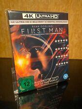 The First Man Bluray Blu-ray Erstauflage mit Slipcover Edition Rar