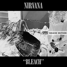 Nirvana - Bleach: Deluxe Edition (NEW CD)