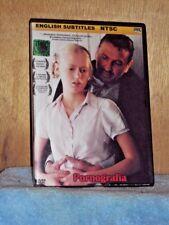 Pornografia (DVD, 2005) mysterious and dark Polish classic