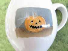 NEW * Rae Dunn HAPPY HALLOWEEEN Coffee / Tea Cup Mug