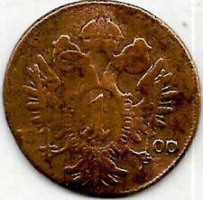 Autriche Francois II 1 Kreuzer 1800 cuivre