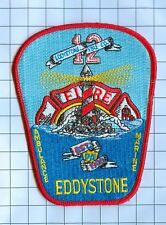 Fire Patch - EDDYSTONE