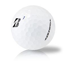 50 Bridgestone Tour B XS Golf Balls # Clearance Sale # Golf Balls *Free Tees!*