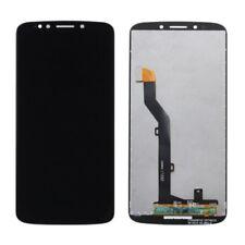 Pantalla LCD Tactil digitalizador Motorola moto g6 Play negro