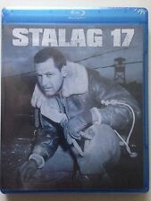 """Stalag 17 (Blu-ray Disc, 2013)(NEW) William Holden, Basis for """"Hogan's Heroes"""""""