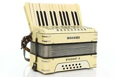 Accordion Hohner Student II 12 Bass MM Akkordeon Fisarmonica