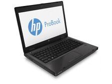 HP Probook 6470B Intel B840 1,9GHz 14 LED 4GB 320GB Windows 7 SD WIFI WebCAM