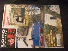 **o Loco Revue n°610 Construction : Train désherbeur en H0 / St Bonnet le Viel