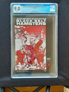 ***Adolescent Radioactive Black Belt Hamsters #1***