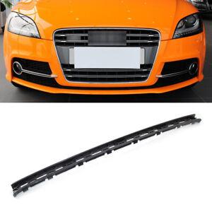 Front Bumper Insert Lower Center Grille 8J0807697H Fit For AUDI TT MK2 2011-2014