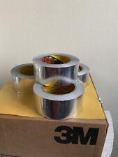 3M Aluminium Foil Tape Box Of 16 Rolls X 50mm X 50 Metres