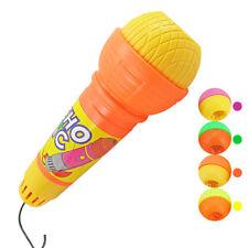Creative Kids Boys Girls Echo Microphone Mic Karaoke Singing Music Present Toys