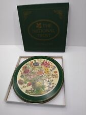 New listing Vintage The National Trust Place Mats With Original Box. 6 Pieces