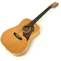 Vintage 1970s ZEN-ON MUSIC roje Acoustic Guitar Made in Japan