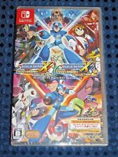 Nintendo Switch Rockman Megaman X Anniversary Collection 1 + 2 w/ Limited Bonus