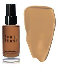 Bobbi Brown Skin Foundation SPF 15, 1 Oz Warm Almond Brand NEW In Original Box