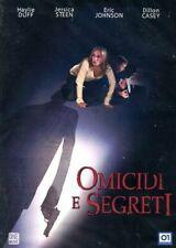 OMICIDI E SEGRETI  DVD THRILLER