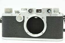 Leica IIIc 35mm Rangefinder Camera (Body Only) for Parts or Repair  #P8070