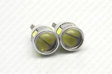 WHITE 6-SMD LED No Error Free License Plate Light Bulbs for Mercedes BMW CANbus