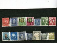 Lot BRD - ab 1949 - Falz, Falzentfernt,NG  ( 25983 )