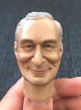 Custom 1/6 Scale Hugh M. Hefner Head Sculpt for 12 Inch Figures Body  Hot Toys