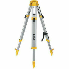 DEWALT Heavy Duty Construction Laser Level Tripod DW0737