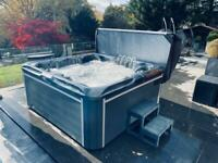"""NEW 2021 LUSO SPAS  """"THE 7000"""" Person Hot Tub With BALBOA Control System"""