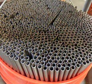 "1pc Titanium Ti-3AI-2.5V Grade 9 Tube Tubing OD .625/"" x .032/"" Wall x 24/"" Length"