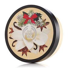 Body Shop ◈ VANILLA CHAI ◈ Rich Softening Body Butter Moisturiser Cream ◈ 200ml
