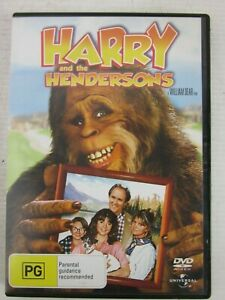 Harry and the Hendersons (DVD, 2008)