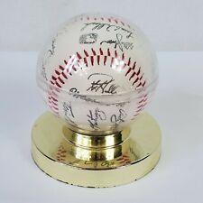 Montreal Expos Signed Replica Ball Autographs Reprints Taiwan