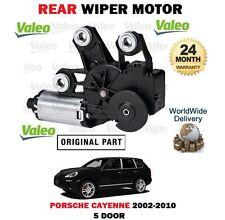 FOR PORSCHE CAYENNE 955 5 DOOR 2003-2010 NEW REAR WIPER MOTOR ORIGINAL