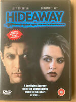 Hideaway DVD 1995 Dean R Koontz Serial Killer Terror Suspense Cine Culto Clásico