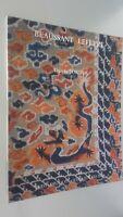 Catálogo De Beaussant-Lefevre Art Asia Drouot Mars 2008