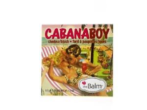 Balm:Cabanaboy Shadow/Blush (Dusty Rose) 0.3oz / 8.5g