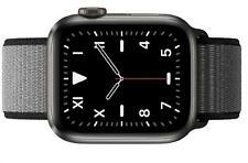 Apple Watch Serie 5, cassa 44, Titanio Brunito, Cellular+GPS