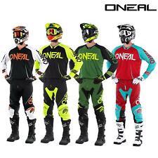 O'Neal Mayhem Lite Jersey Hose Combo Blocker Motocross MX Quad Offroad MTB DH