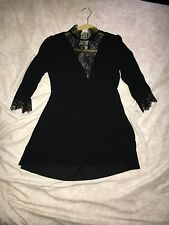 Black Dance and Marvel  Lace Dress