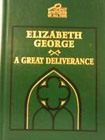 A Great Deliverance - Hardcover By George, Elizabeth - GOOD