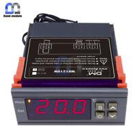 Digital MH1210W Temperature Controller Thermostat -50~110℃ 90~250V 10A w/Sensor